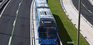Highways for buses