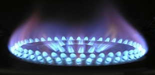 Gas energy home fire